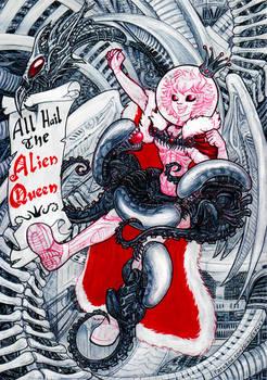All Hail The Alien Queen