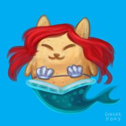 Cattato Mermaid