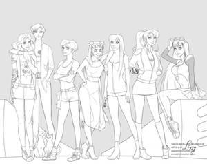 Sailor crew