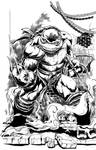 Emil's Raphael2 - INKED