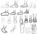 Raz - Feet Tutorial