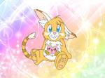 Kawaii Hearts Cabbit