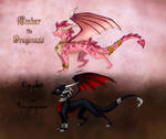 Ember and Cynder - Species