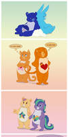 Care Bear Couples