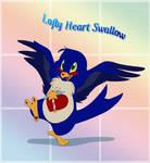 Lofty Heart Swallow