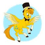 Duck Ward Pony