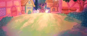 To Twilight's Castle We Go (Background) by ThisCrispyKat