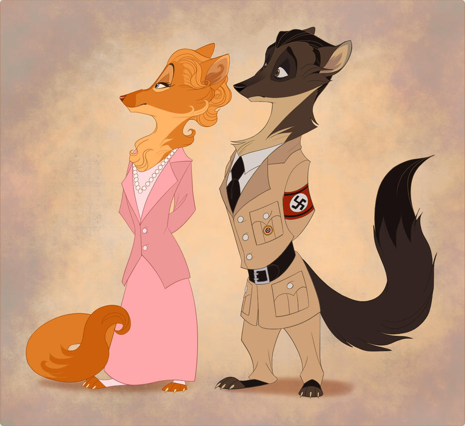 Guess That Couple by ThisCrispyKat