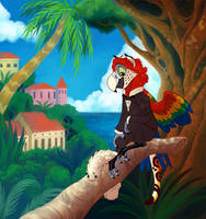 Paradise in Colour by ThisCrispyKat