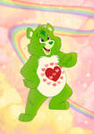 Love Heart Bear