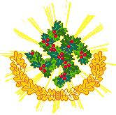 Hakenkreuz Wreath with Oak Leaves and Acorns by ThisCrispyKat