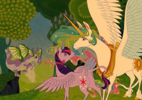 The Last Alicorns