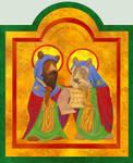 Saints Bearil and Methodiursus