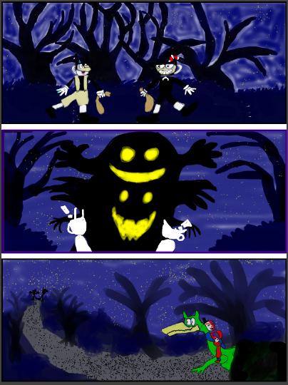 Happy Halloween Cuphead! by Shaydys