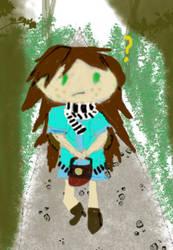 My Trainer (drawn) by Shaydys