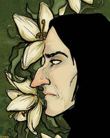 Snape's Lily by MistressBlackwater