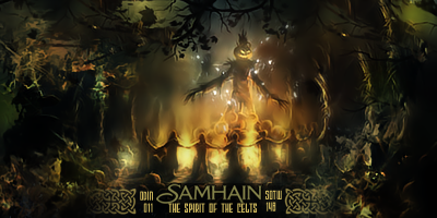 Samhain,the spirit of the celt by odin-gfx