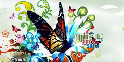 Butterflies by odin-gfx