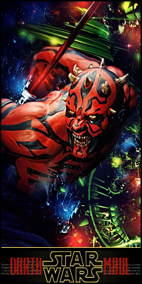Darth Maul by odin-gfx