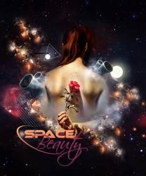 space beauty by odin-gfx