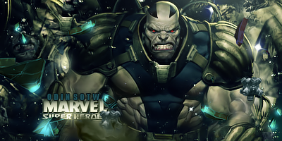 super heroes by odin-gfx