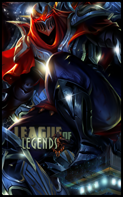 League of Legends by odin-gfx