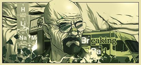 Breaking Bad by odin-gfx