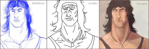 Rising-Artists SwitchAround _ Rambo