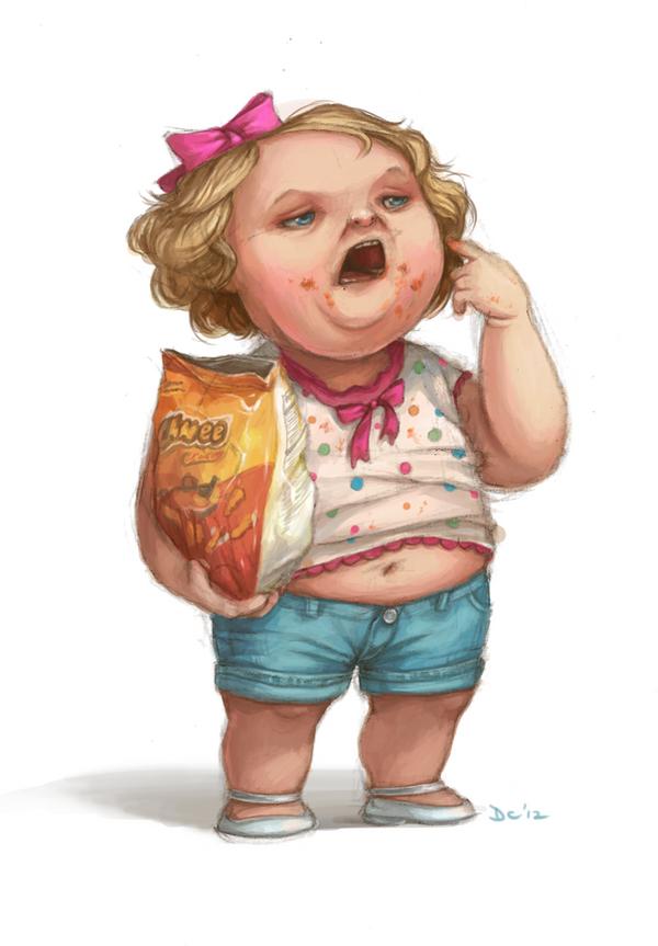 Honey BOO BOO by Dazdays