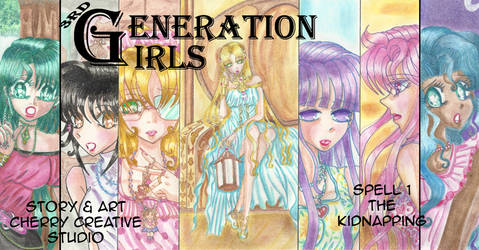 3rd Generation Girls cover