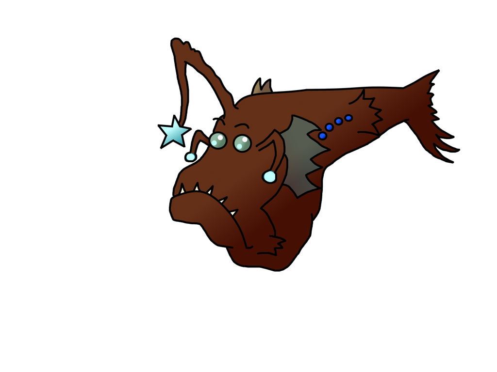 Ark survival evolved anglerfish by axonnnessj on deviantart for Angler fish ark
