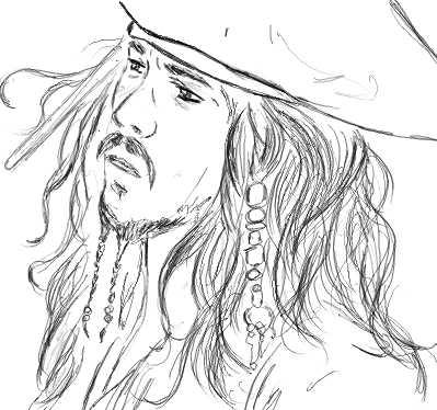 Jack Sparrow By Sacchan93 On Deviantart
