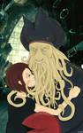 Victoire and Davy Jones