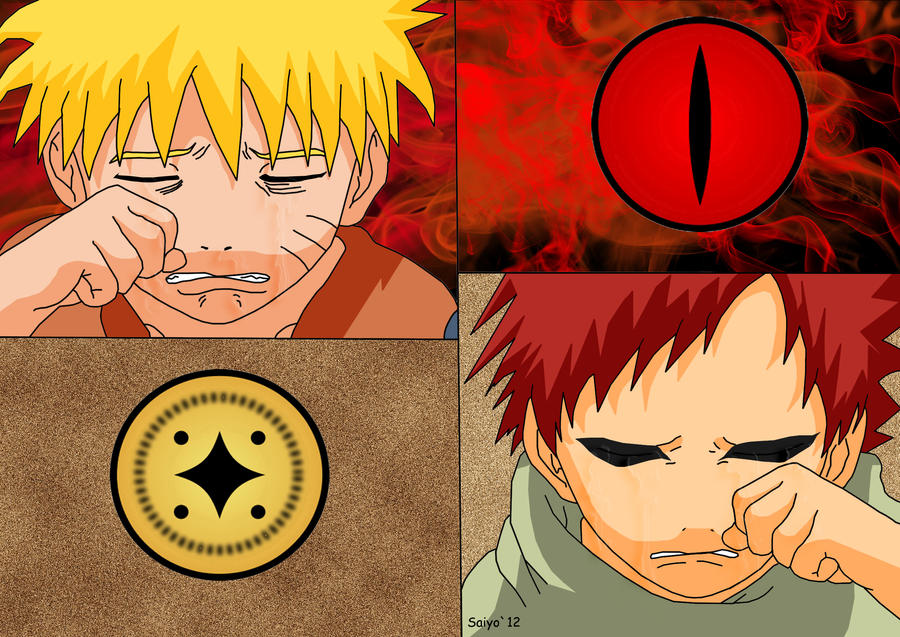10 Facts About GAARA Absolutely Worth Knowing – OtakuKart ... Gaara And Naruto Kids
