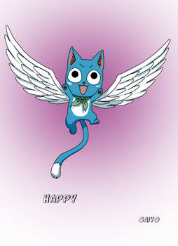 Happy Fairy Tail