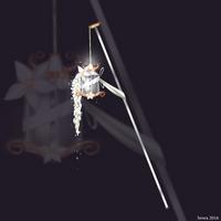 (closed) lantern staff weapon adopt auction 42 by Liowa