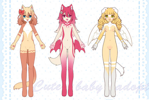 cute baby adopt auction 1 OPEN