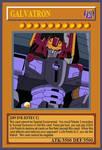Galvatron (Armada Edition) by menslady125