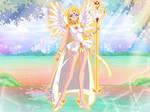 Cosmos Sailor Cybertron