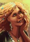 Magrat Garlick, witch