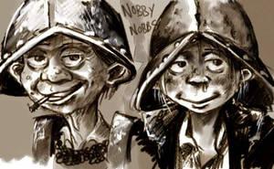 Nobby (Night Watch series) by Alda-Rana