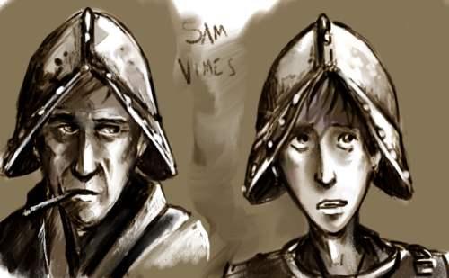 Vimes (Night Watch series) by Alda-Rana