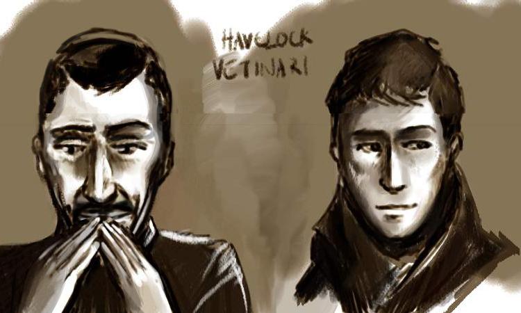 Vetinari (Night Watch series) by Alda-Rana