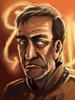 Commander Vimes by Alda-Rana