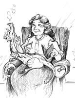 Lady Sybil Ramkin by Alda-Rana