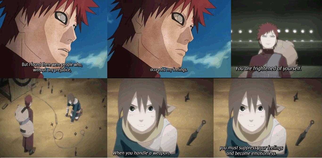 Episode 413 Naruto Shippuden / Gaamatsu is coming! by merarisajime on DeviantArt