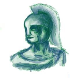 Perseus doodle