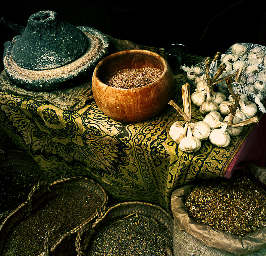 Grain by Silvanne