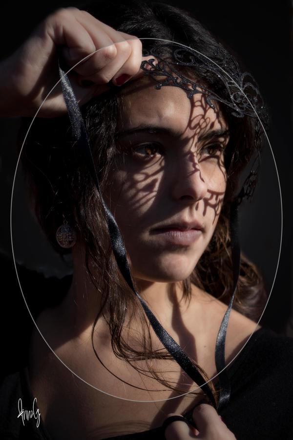 Mirror Masks by Silvanne