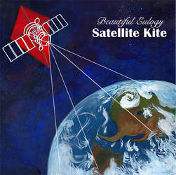 Satellite Kite
